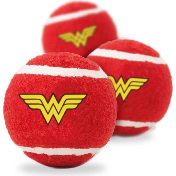 Игрушка Buckle-Down Чудо-женщина теннисные мячики