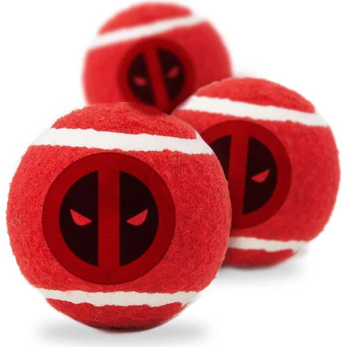 Игрушка Buckle-Down Дэдпул теннисные мячики