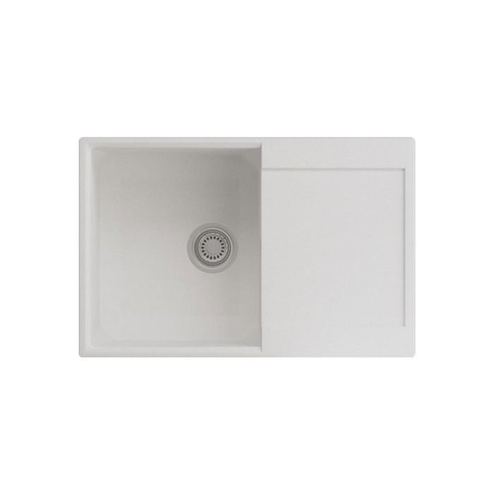 Кухонная мойка Kaiser KMM-5068 White белая (KMM-5068 W)