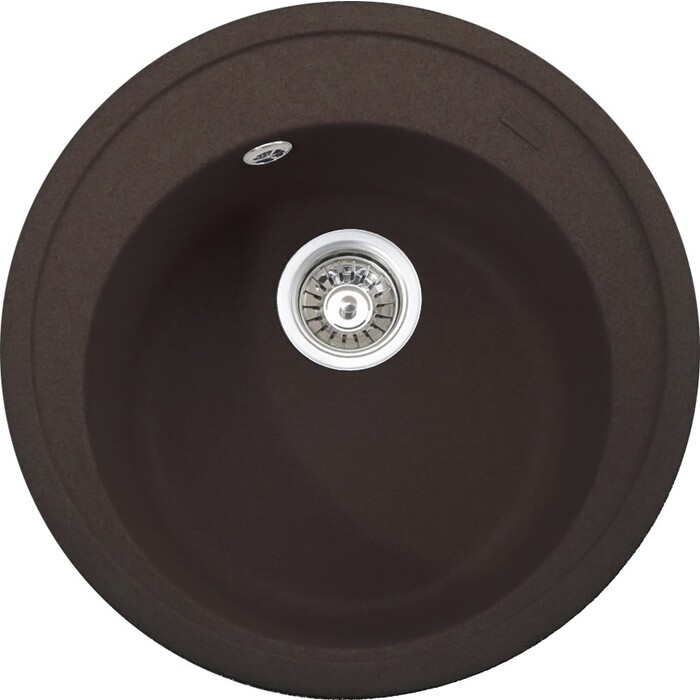 Кухонная мойка Kaiser KGM-510 Dark Brown темно-коричневая (KGM-510-DB)