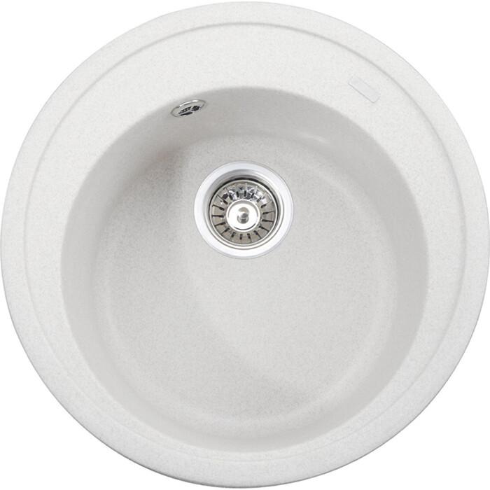Кухонная мойка Kaiser KGM-510 White белая (KGM-510-W)