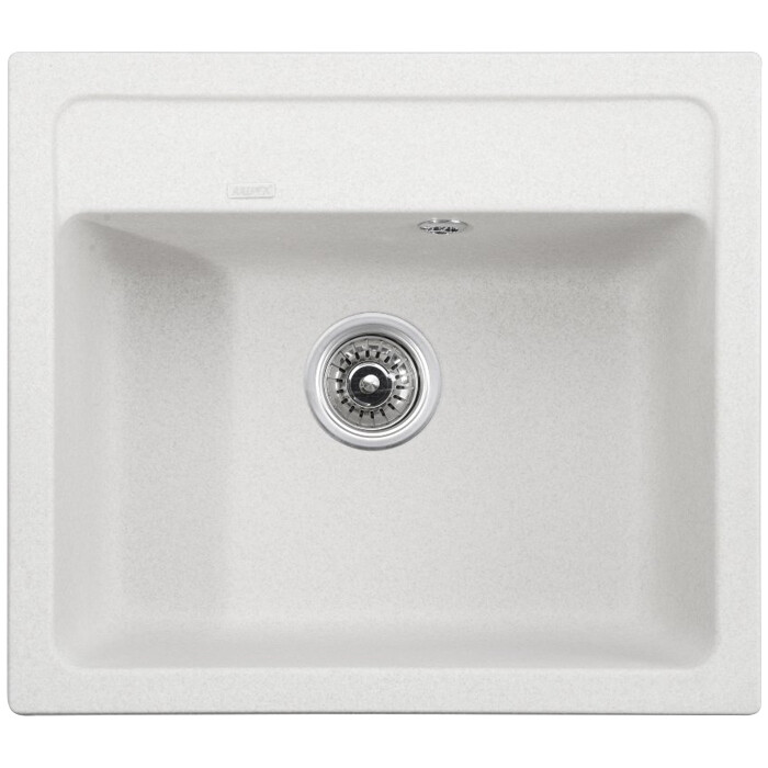 Кухонная мойка Kaiser KGM-5750 White белая (KGM-5750-W)
