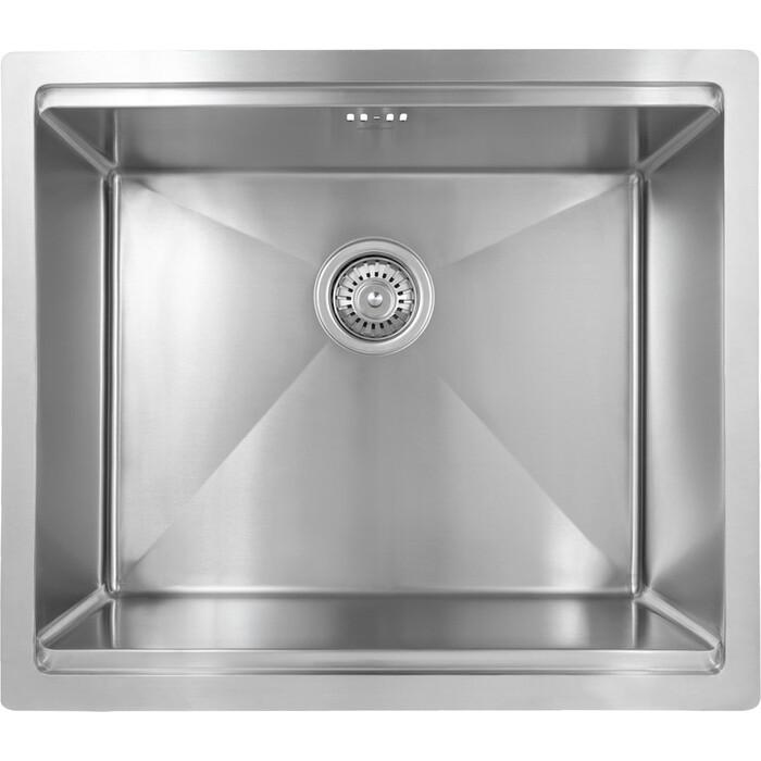 Кухонная мойка Kaiser KSM-5548 нержавеющая сталь (KSM-5548)