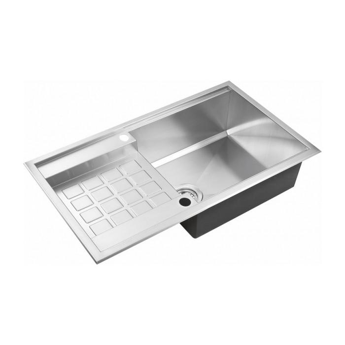 Кухонная мойка Kaiser KTM-8650 нержавеющая сталь (KTM-8650)
