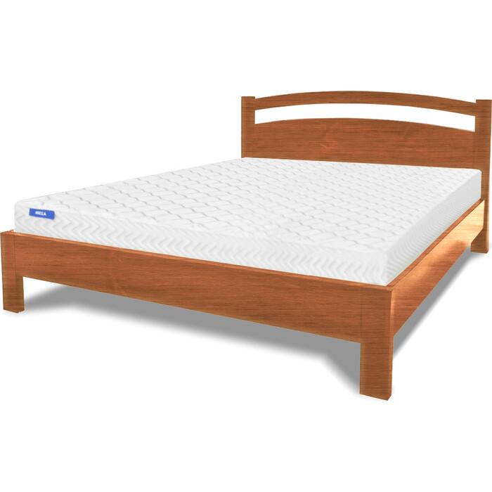 Кровать Miella Grace 200х200 орех