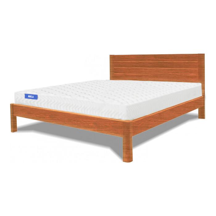Кровать Miella Parallel 140х190 орех