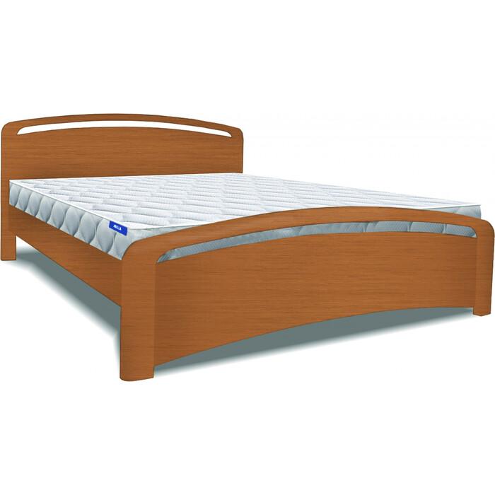 Кровать Miella Sea 200х200 орех