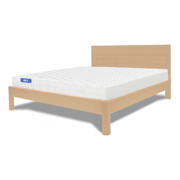 Кровать Miella Parallel 160х190 натуральный