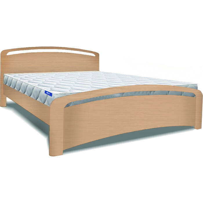 Кровать Miella Sea 160х200 натуральный