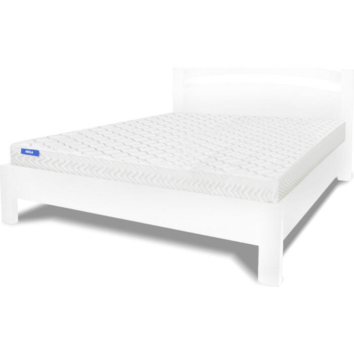 Кровать Miella Grace 90х195 белый (эмаль)