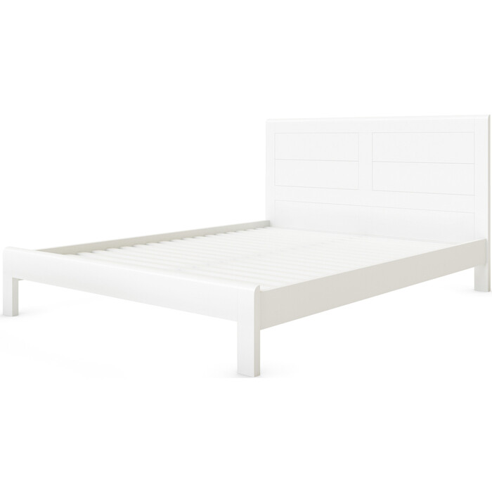 Кровать Miella Fantasy 90х195 белый (эмаль)