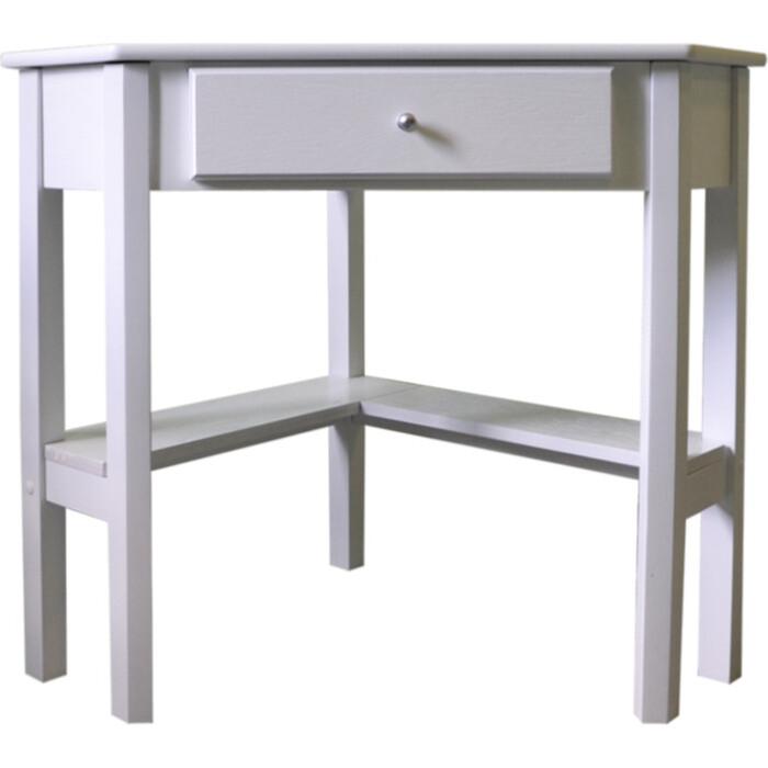 Письменный стол Miella Corner Mini 89х58х75 белый(эмаль)