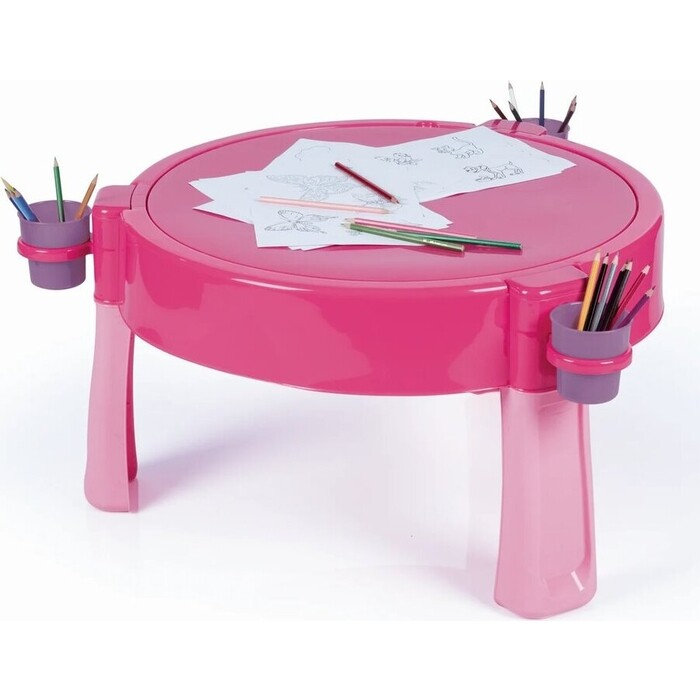 Стол Dolu Песок-вода для девочек 2570