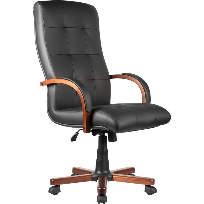 Кресло Riva Chair М 165 A Laguna Тай черная кожа