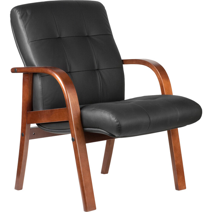 Кресло Riva Chair М 165 D/B Тай черная кожа