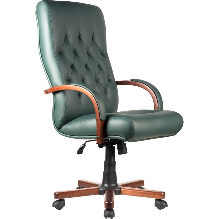 Кресло Riva Chair М 175 A Laguna Тай зеленая кожа