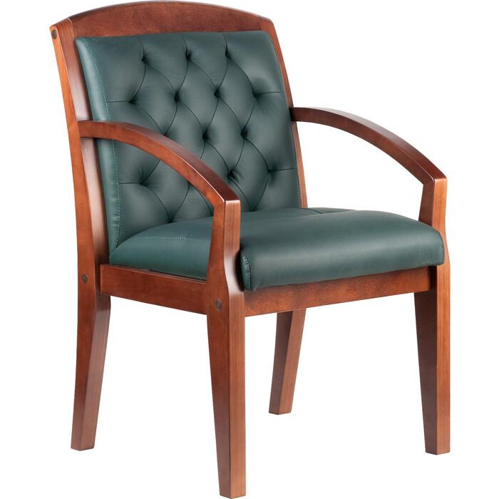 Стул Riva Chair М 175 D Тай зеленая кожа