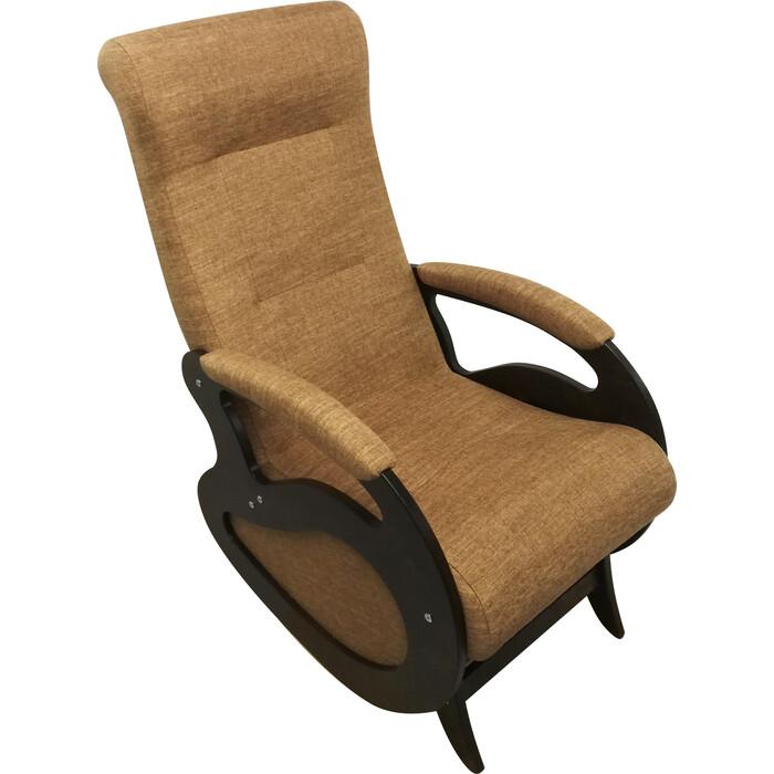 Кресло-качалка ТД Сириус Маятник темный орех Бинго 36