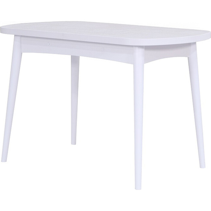 Стол раскладной Ивару Ялта 1 анкор светлый / белый