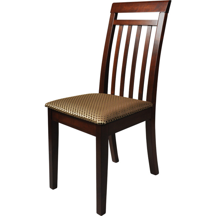 Фото - Стул Мебель-24 Гольф-11 орех/обивка ткань атина коричневая стул мебель 24 гольф 11 орех обивка ткань атина коричневая