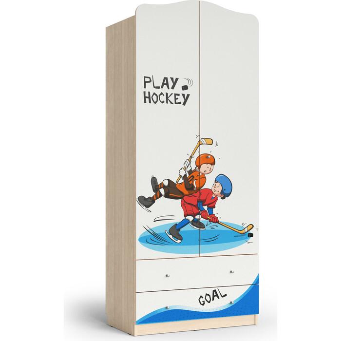 МК Мама Шкаф для детской Хоккей