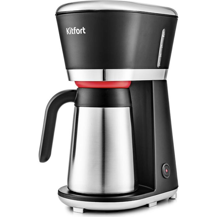Кофеварка KITFORT KT-733