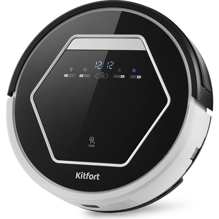Робот-пылесос KITFORT KT-553