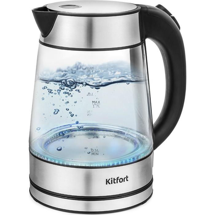 Чайник электрический KITFORT KT-6105