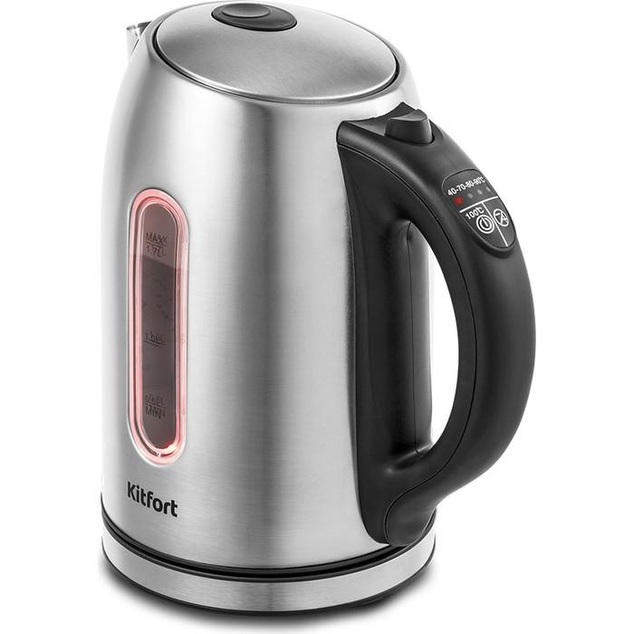 Чайник электрический KITFORT KT-6106 чайник электрический kitfort kt 651