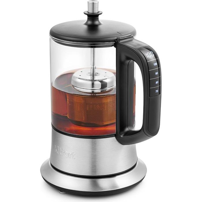 Чайник электрический KITFORT KT-6108 чайник kitfort kt 632