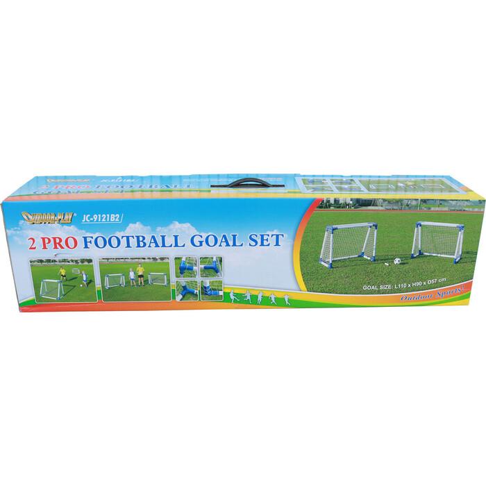 Ворота игровые DFC 4ftx2 пластик GOAL9121B2
