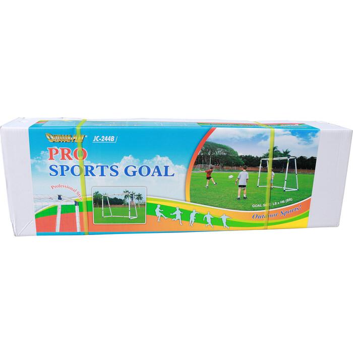 Ворота игровые DFC 8ft пластик GOAL244B