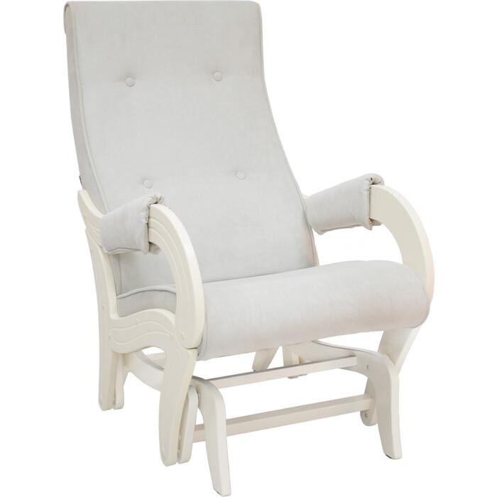 Кресло для кормления Milli Ice дуб шампань, ткань Verona light grey