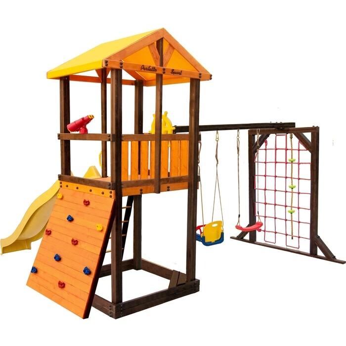 Детский спортивный комплекс PERFETTO SPORT Pitigliano-11
