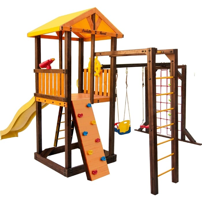 Детский спортивный комплекс PERFETTO SPORT Pitigliano-13