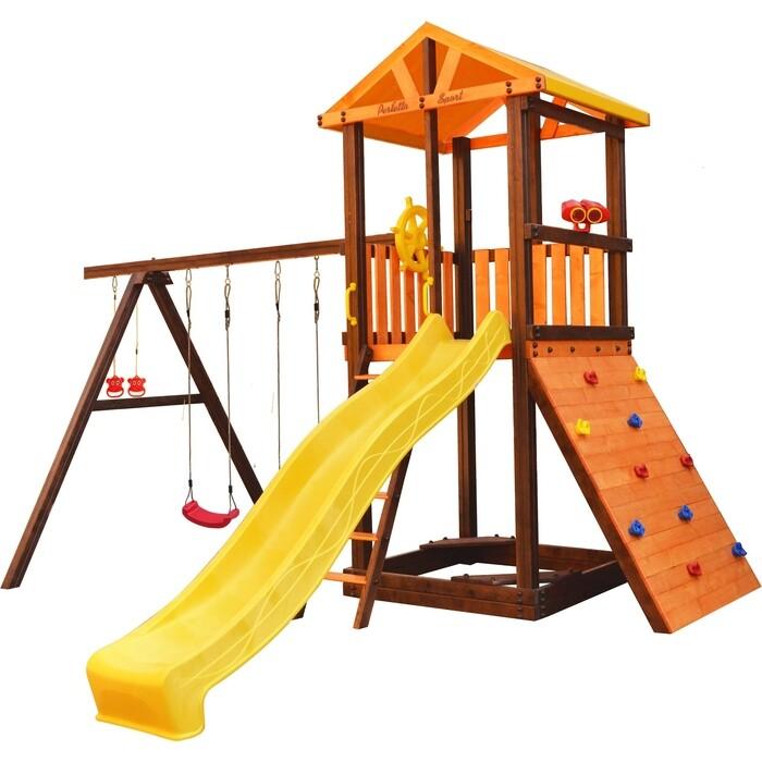 Детский спортивный комплекс PERFETTO SPORT Pitigliano-5