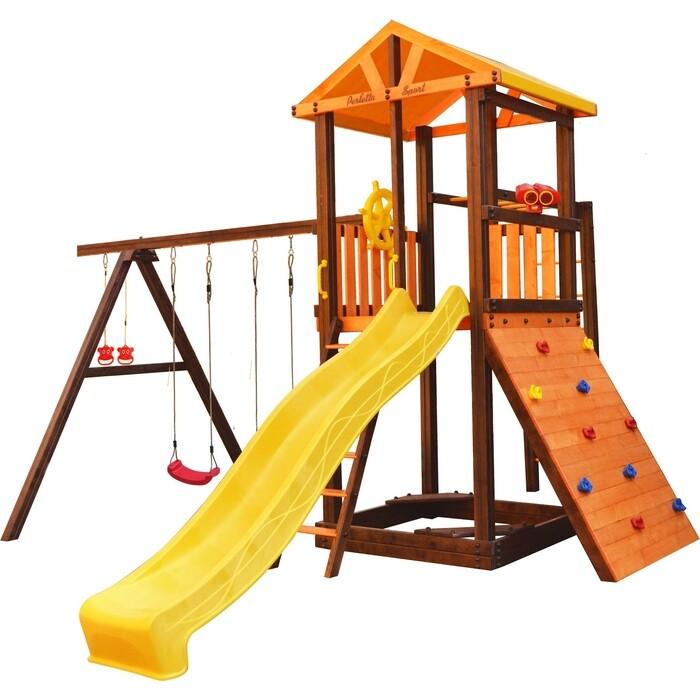 Детский спортивный комплекс PERFETTO SPORT Pitigliano-8 детский спортивный комплекс perfetto sport pitigliano 16