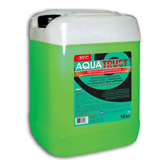 Теплоноситель Aquatrust ЭКО -30° С 10 кг