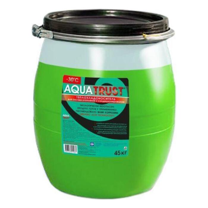 Теплоноситель Aquatrust ЭКО -30° С 45 кг