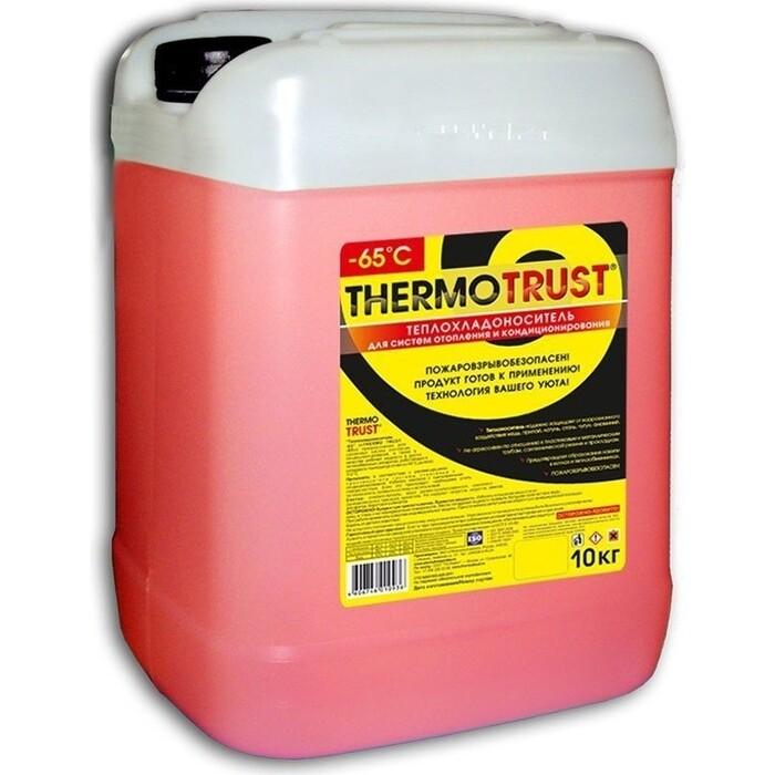 Теплоноситель Thermotrust концетрат -65° С 10 кг (4606746010936)