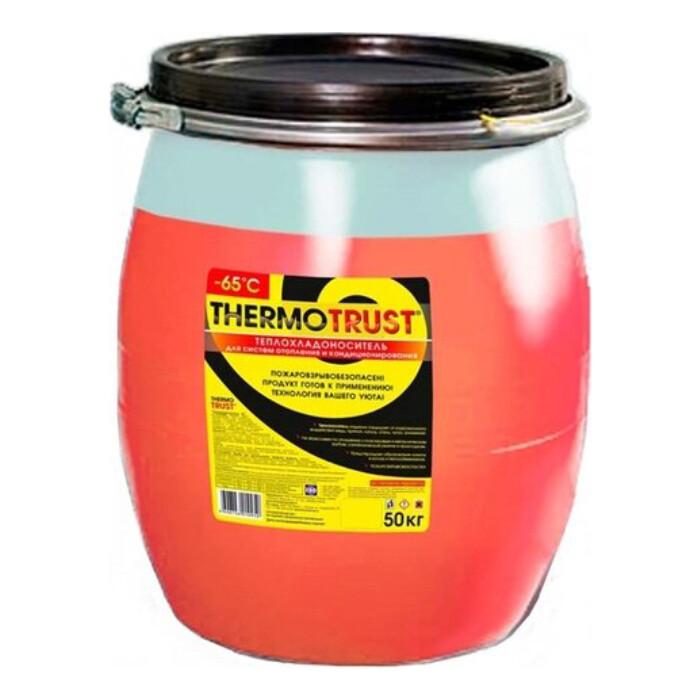 Теплоноситель Thermotrust концетрат -65° С 50 кг (4606746010950)