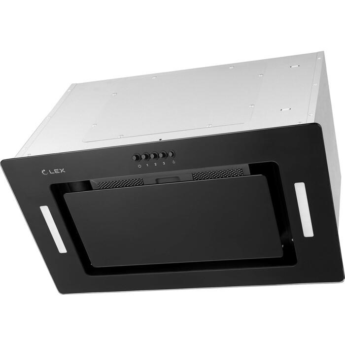 Встраиваемая вытяжка Lex GS BLOC G 600 BLACK встраиваемая вытяжка lex gs bloc g 600 white
