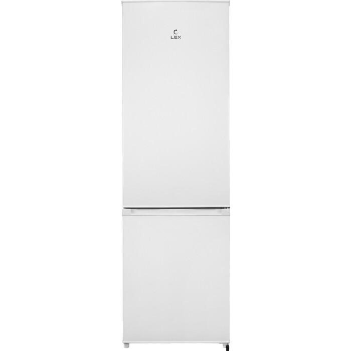 Фото - Холодильник Lex RFS 202 DF WH холодильник lex rfs 202 df ix