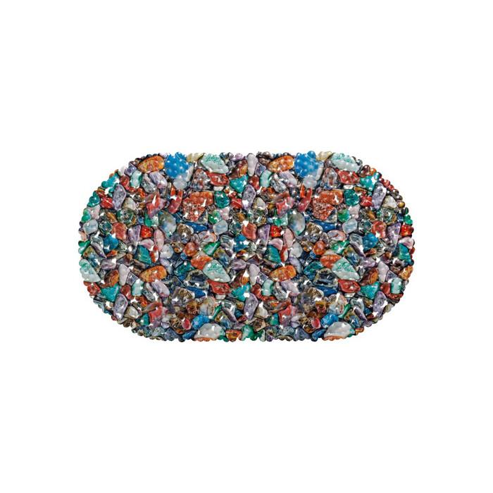 SPA-коврик Fora Самоцветы 66*37см