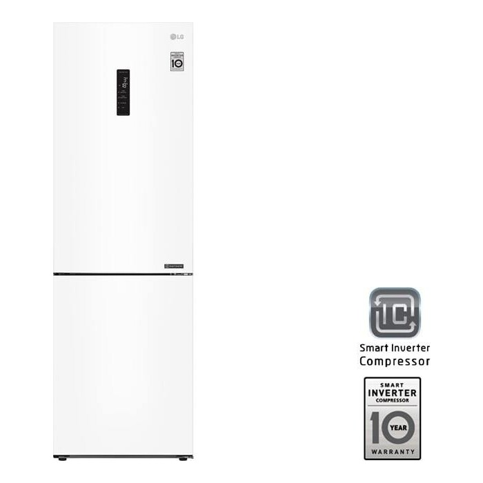 Холодильник LG GA-B459CQSL