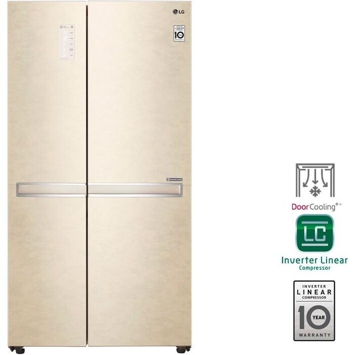 Холодильник LG GC-B247SEDC цена 2017