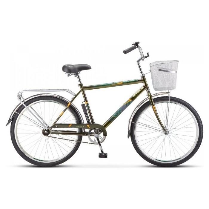 велосипед stels navigator 300 gent 28 z010 20 синий Велосипед Stels Navigator-200 Gent 26 Z010 19 Оливковый
