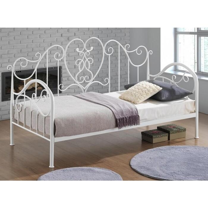 Кровать Woodville Dalia 90x200 ivory
