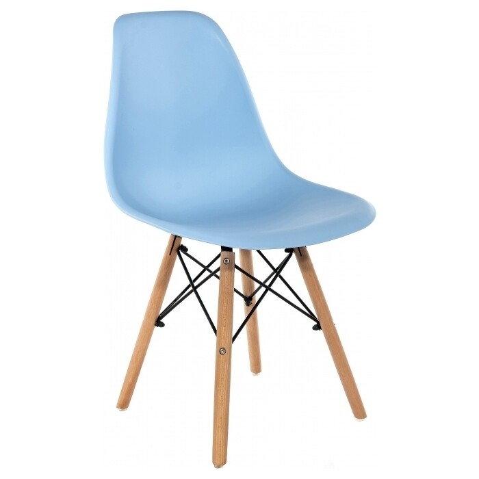 Стул Woodville Eames PC-015 blue