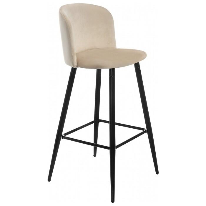 Барный стул Woodville Lidor бежевый